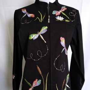 Quacker Factory woman's jacket